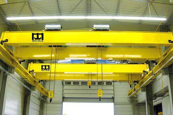 Safety Requirements for Overhead Crane Lifting Operation