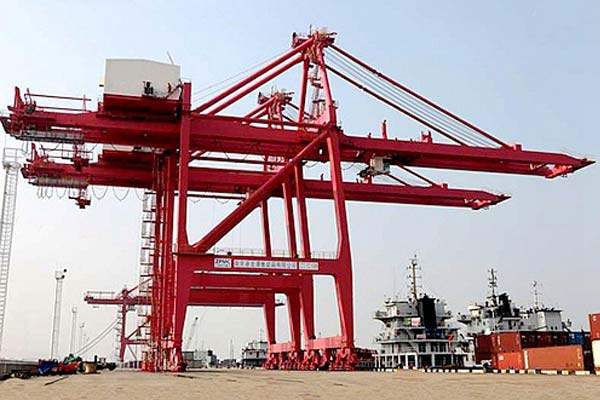 Dockside-Container-Crane