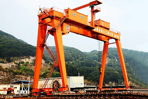 Gantry Crane for Ship Building