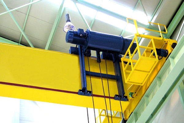 Single Girder Overhead Crane for Metallurgy
