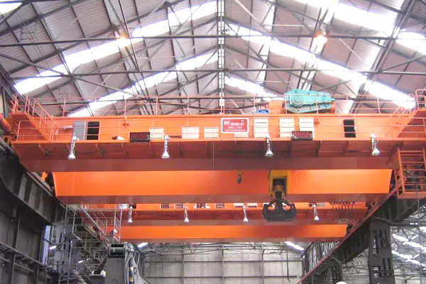 Weihua Large Capacity Overhead Crane Cases