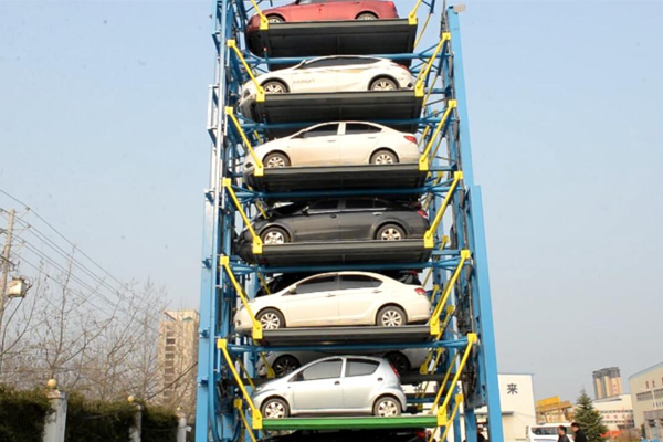 Vertical-Car-Parking-System