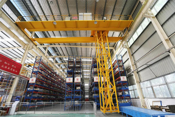 One-Stop Warehousing Logistics Solution