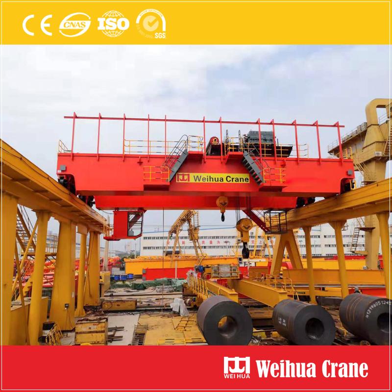 160-ton-overhead-crane-test