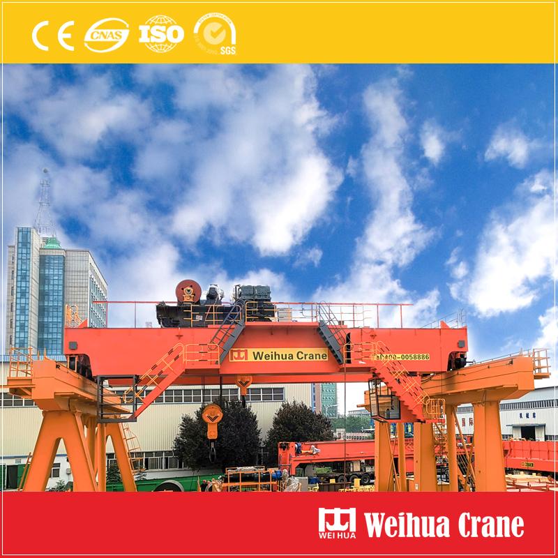 160t-overhead-crane-acceptance-test