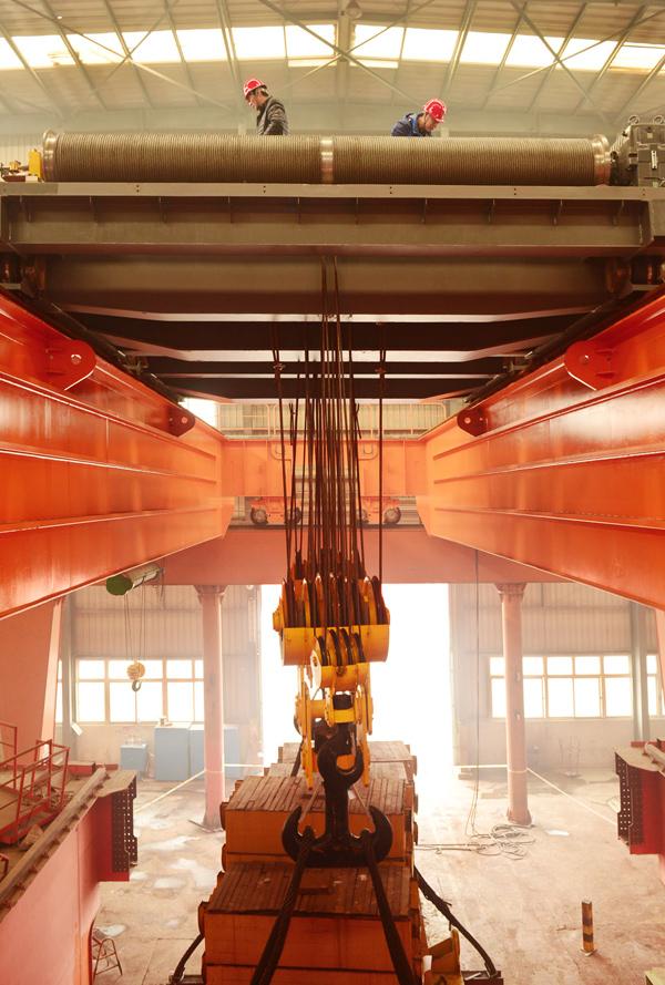 175t-power-plant-overhead-crane