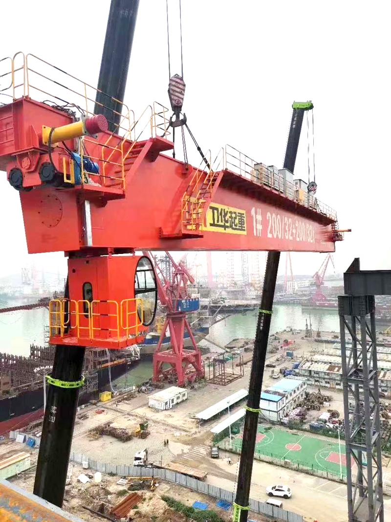 200t-crane-installation