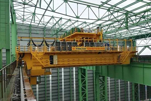 320t-foundry-overhead-crane