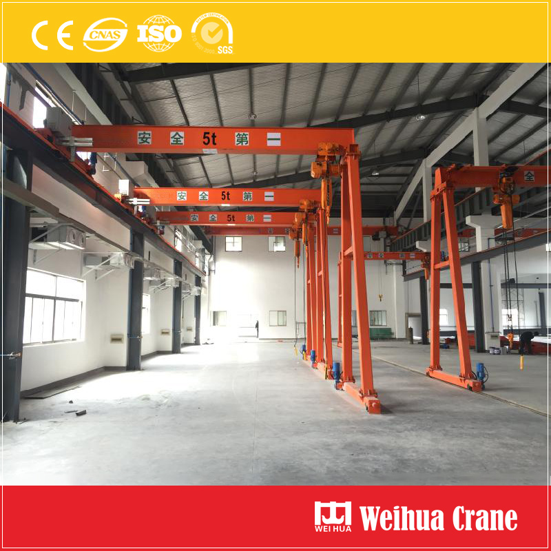 5t-semi-gantry-crane-with-chain-hoist