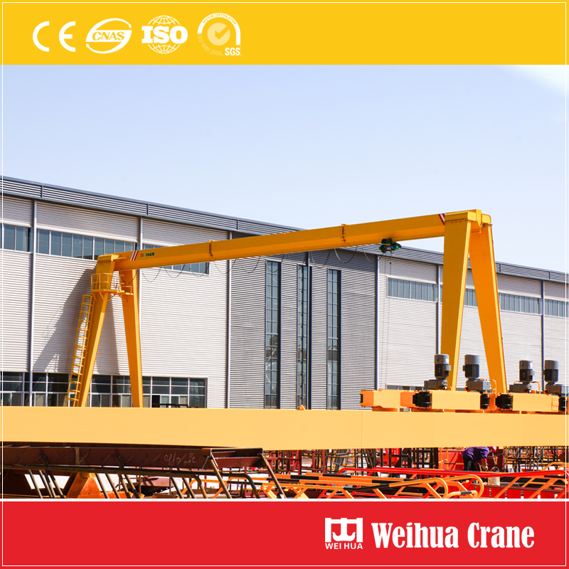 A-leg-single-girder-gantry-crane