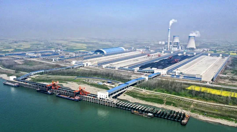 Coal-Iron-handling-project