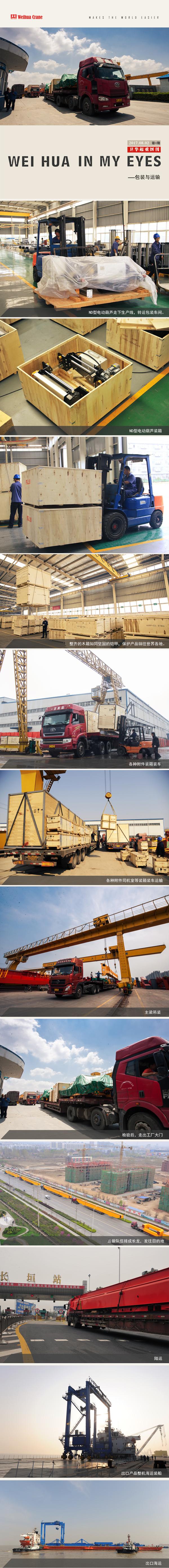 Crane-Packing