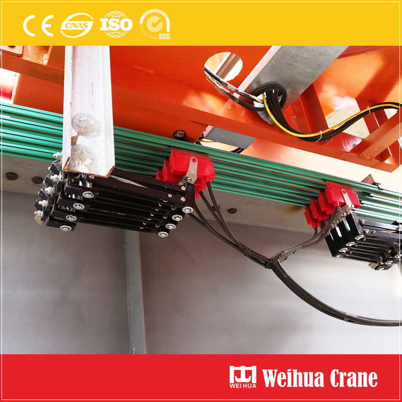 Crane-conductor-system