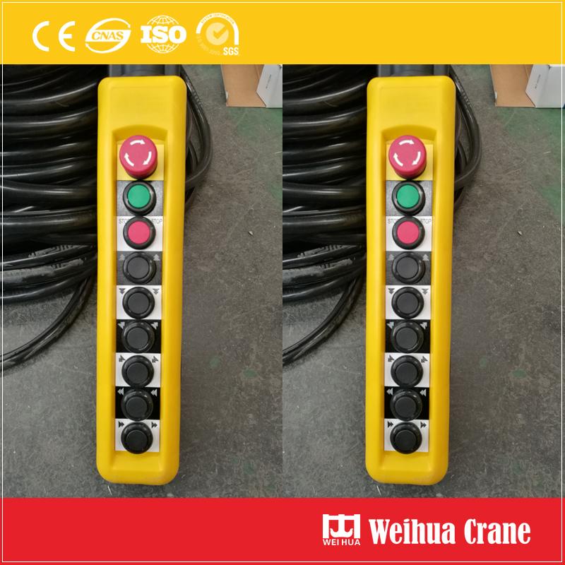 Crane-remote-control-handle-piece