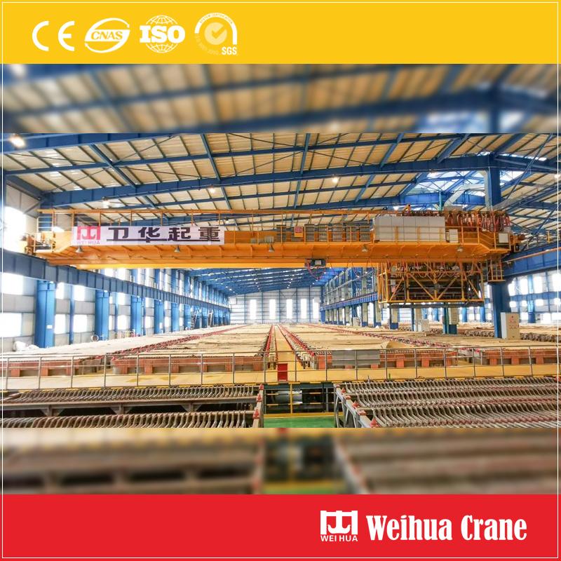 Electrolytic-Copper-overhead-Crane