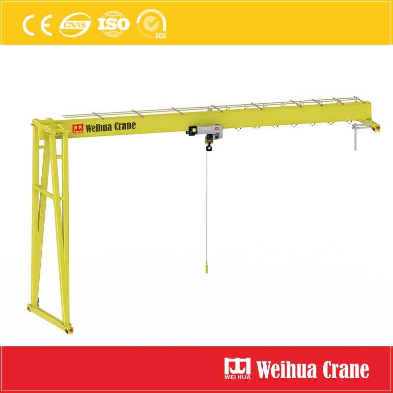 European-standard-semi-gantry-crane