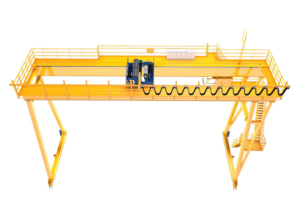 FEM-DIN-Double-girder-gantry-crane