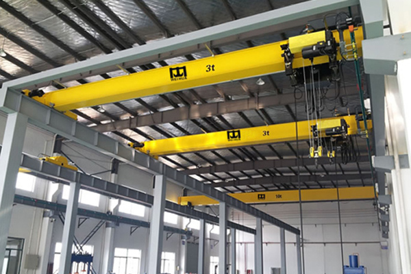 FEM-single-girder-overhead-crane