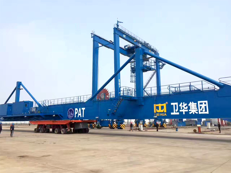 Gantry-crane-transport