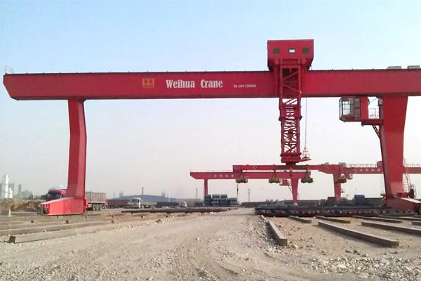 L-single-leg-gantry-crane