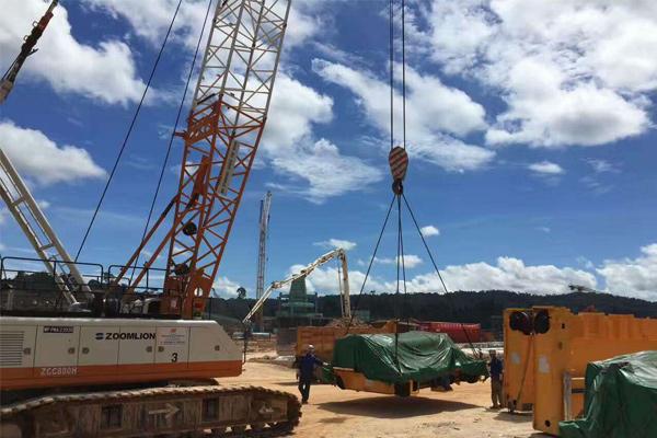 Malaysia-overhead-crane