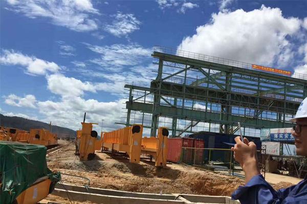 Malaysia-crane-installation