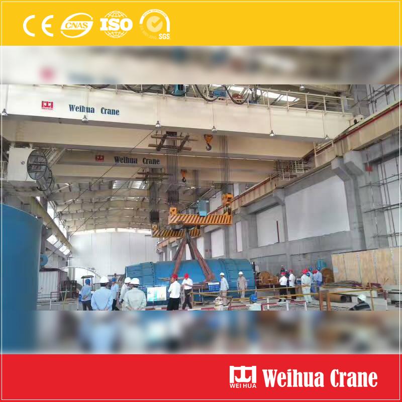 Overhead-crane-power-station