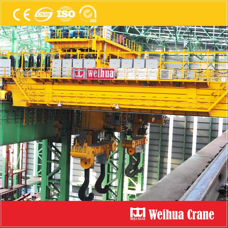 QDY-ladle-crane-320t