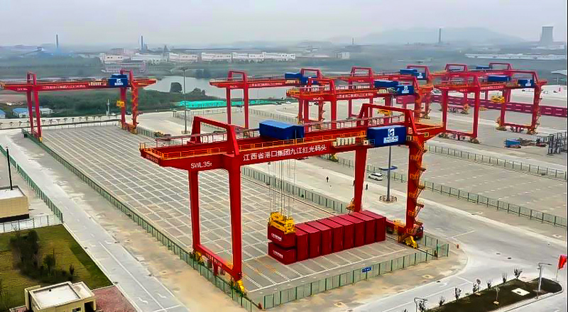 RMG-for-intelligent-container-yard
