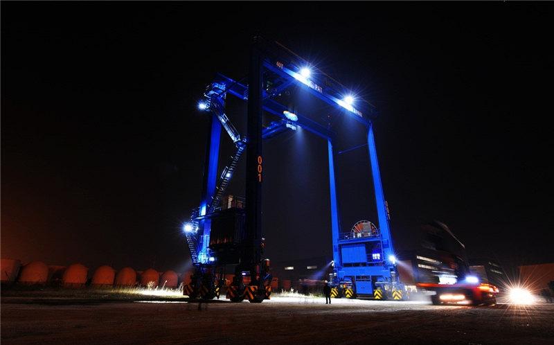 RTG-crane-shipping-Thailand