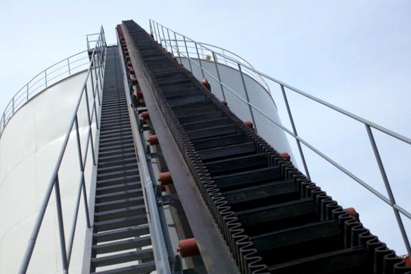 Undulating-Guard-Band-Conveyor