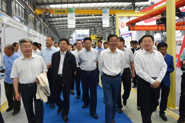 Weihua-hoisting-machinery-exhibition