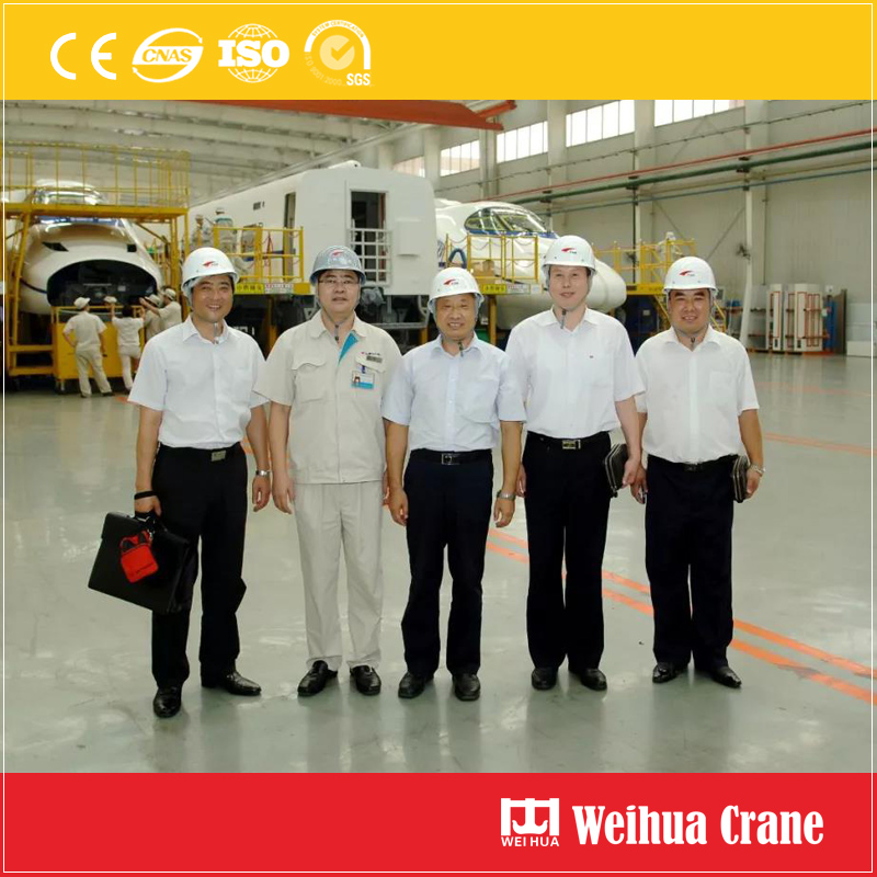 Weihua-technician-team