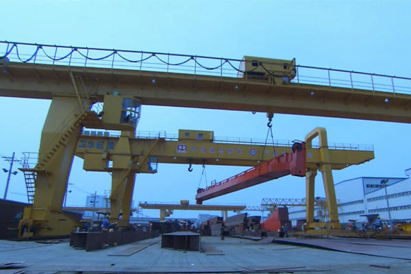 anti-sway-gantry-crane