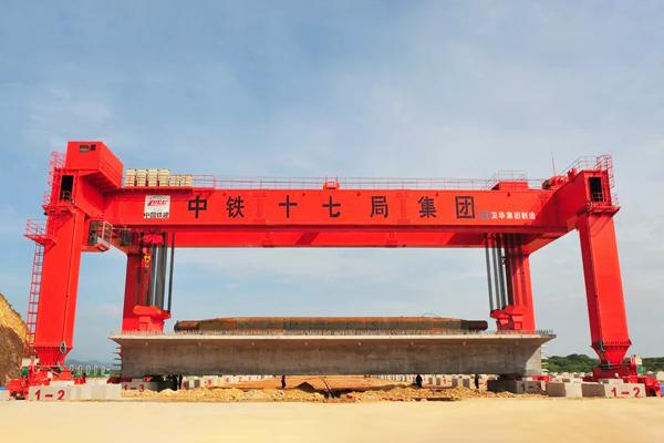 Beam-handling-crane