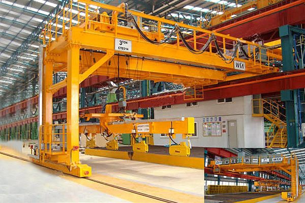 box-girder-semi-gantry-crane