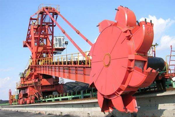 bucket-wheel-material-handling