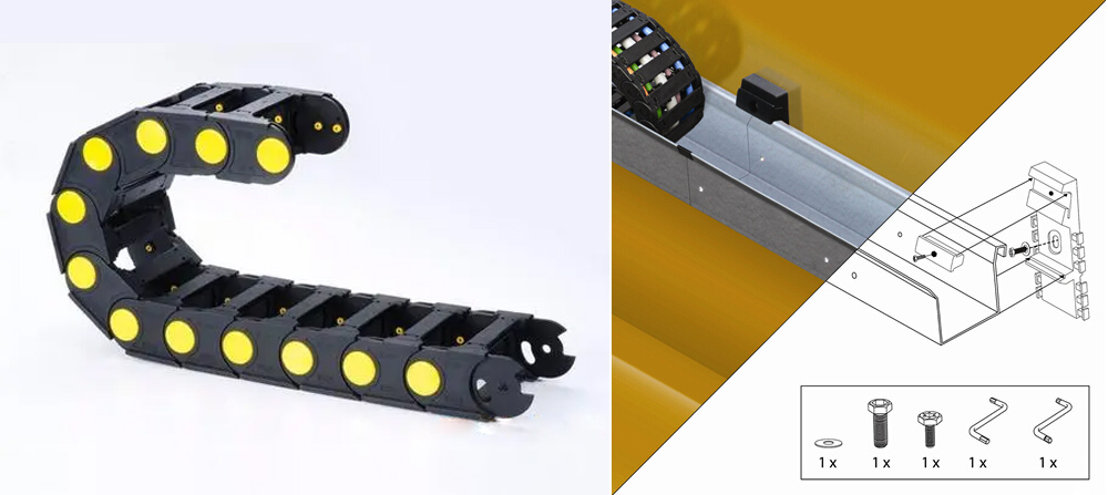cable-chain-for-crane