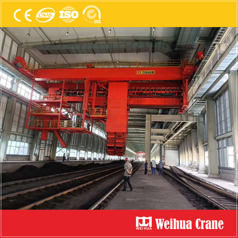 chain-bucket-coal-overhead-crane