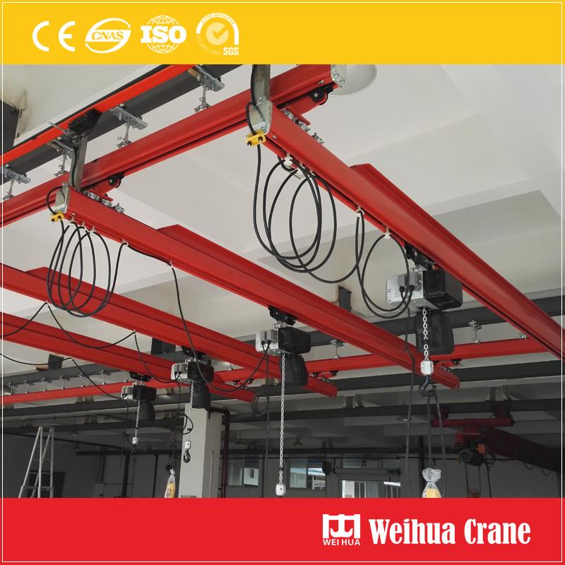 chain-hoist-suspension-crane-system