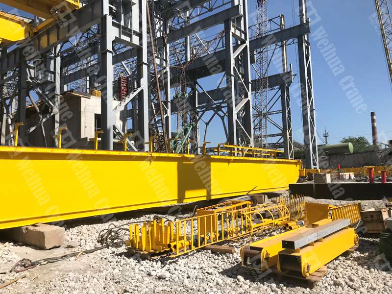 crane-installation-steel-plant