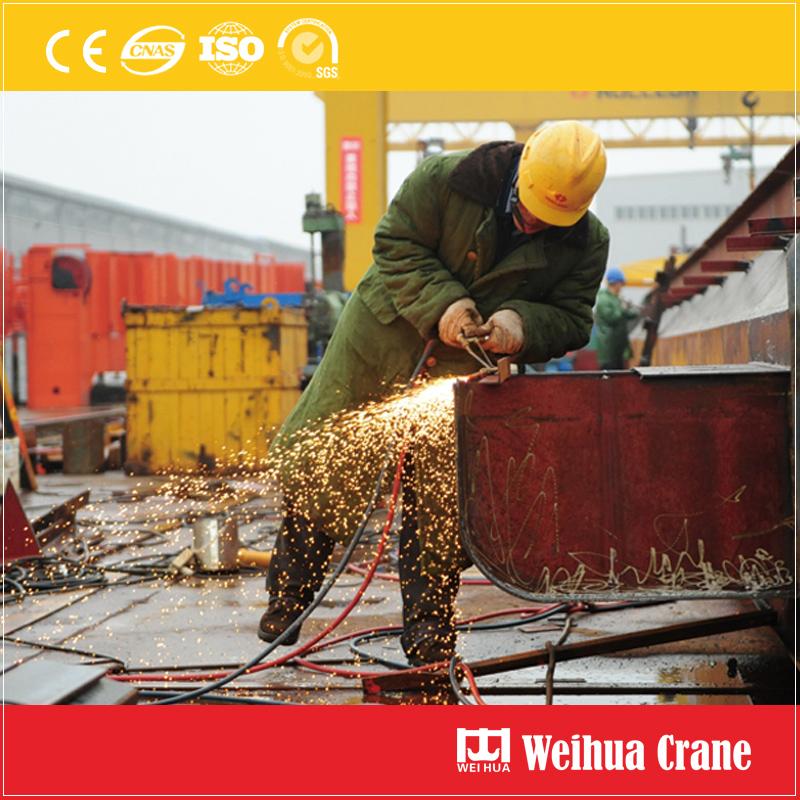 crane-welding