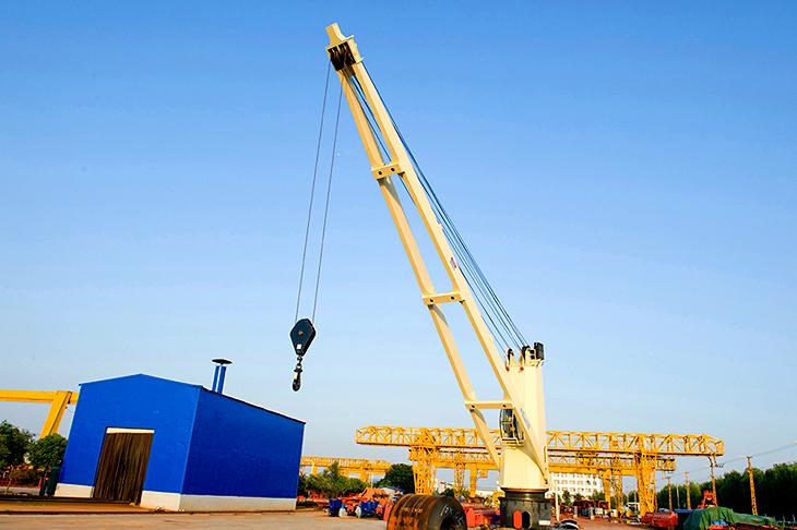 deck-crane