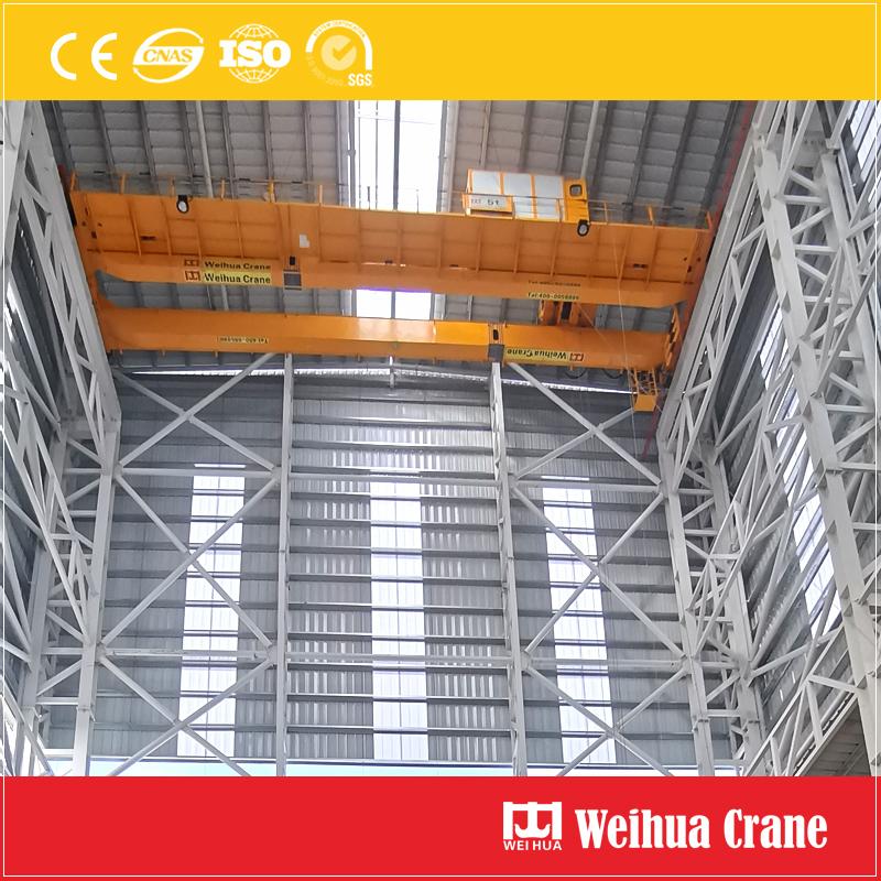 double-girder-overhead-crane-Cambodia