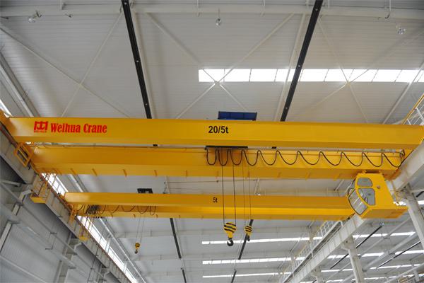 double-girder-overhead-crane-hoist