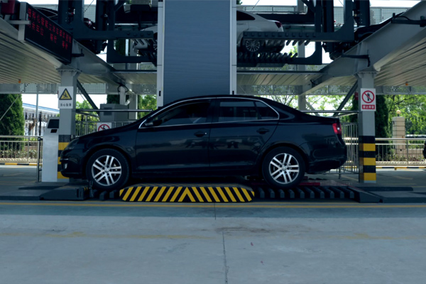 double-layer-car-parking-system