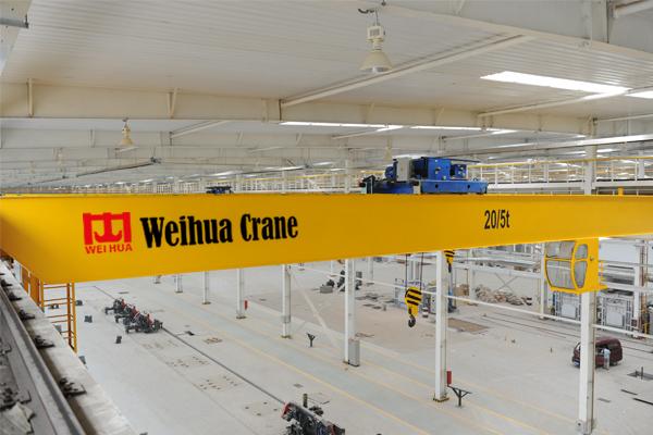euro-overhead-crane-with-hoist-trolley