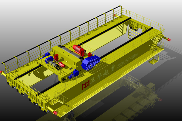 euro-overhead-crane-with-trolley-winch