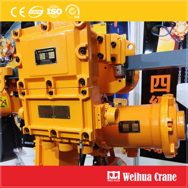 explosion-proof-electric-chain-hoist