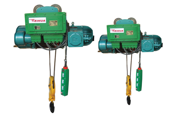 explosion-proof-hoists